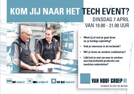 Tech Event Klein