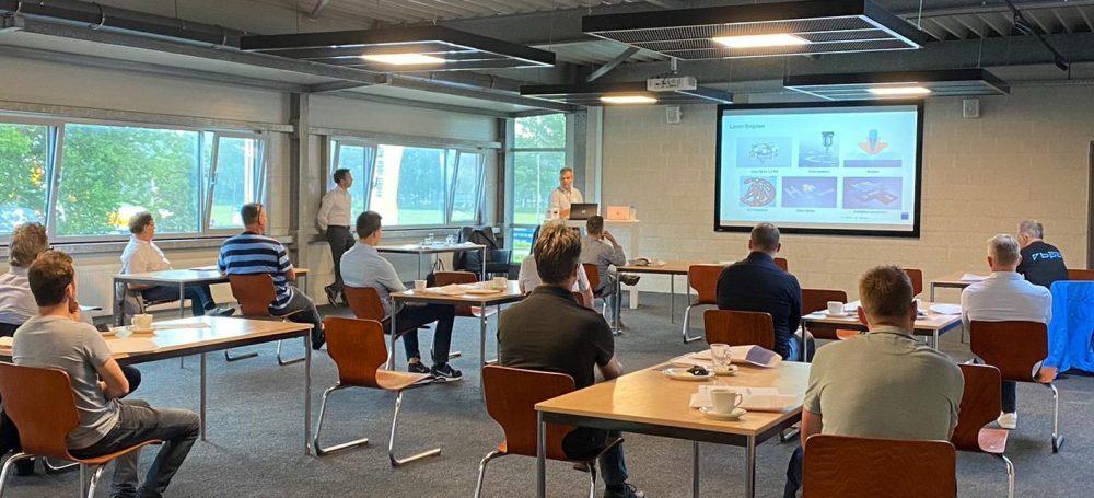 Kennisdag HMF Nederland - Van Hoof Groep